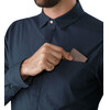 Arc'teryx A2B overhemd en blouse lange mouwen Heren grijs